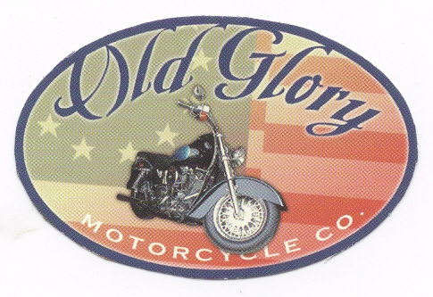 Old Glory Motorcycle Co. logo