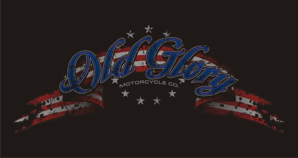 Old Glory shirt front